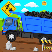Kids Road Builder - Kids Construction Games
