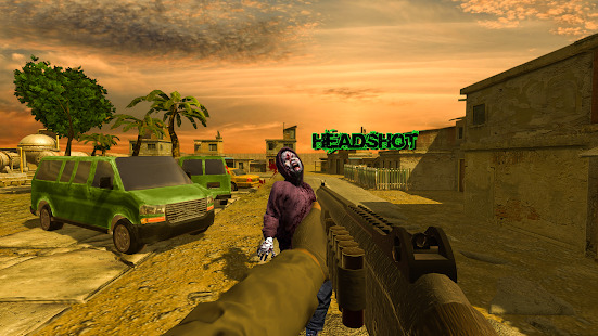 Zombie Hunter 3D Zombie Slayer Screenshot