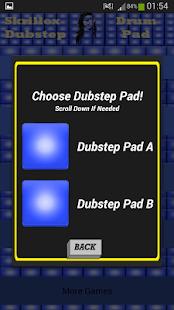Skrillex Dubstep Drum Pad Screenshot