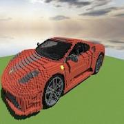 Car build ideas for Minecraft