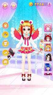 Fashion Hair Salon Games: Royal Hairstyle Screenshot