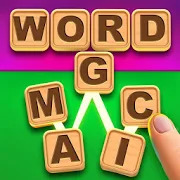 Magic Words: Free Word Spelling Puzzle