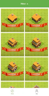 Maps for Clash Of Clans Screenshot