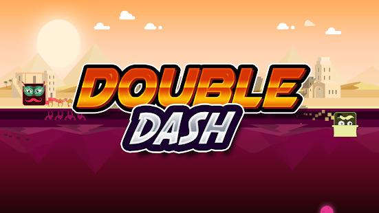 Double Dash - Tap Tap Geometry Jump Platformer Screenshot