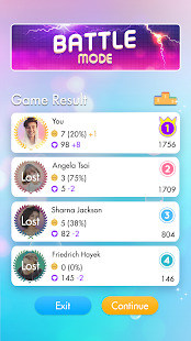 Piano Games - Free Music Piano Challenge 2019 Screenshot