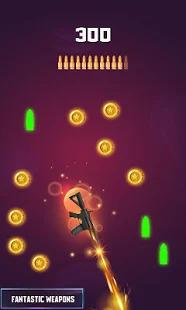 Flip the Gun: Simulator Gun Shooting Game. Screenshot