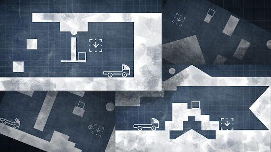 Brain Physics Puzzles Screenshot