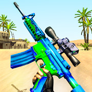 Fps Shooting Strike - Counter Terrorist Game 2019