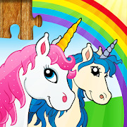 Jigsaw Puzzles Game for Kids & Toddlers ????