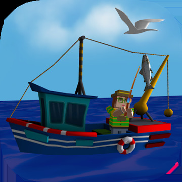 Fishing Clicker Game