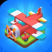 Merge Plane - Click & Idle Tycoon