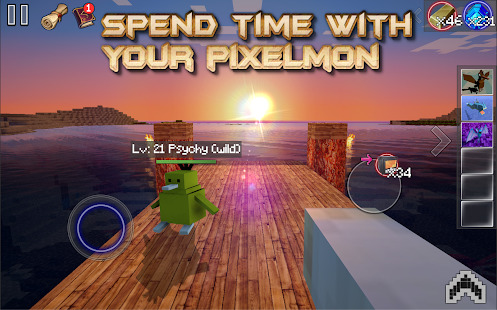 Pixelmon Adventures Screenshot