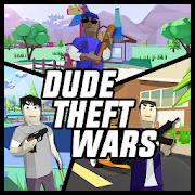 Dude Theft Wars: Open World Sandbox Simulator BETA