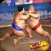 Sumo Wrestling 2019: Live Sumotori Fighting Game