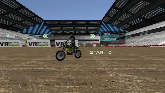 VR Real Feel Motorcycle Screenshot