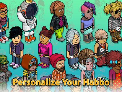 Habbo - Virtual World Screenshot