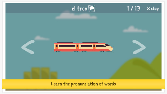 Learn Spanish With Amy for Kids Screenshot
