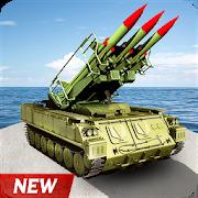 Missile Attack Combat Tank Shooting War