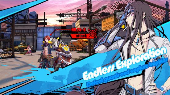 Harbingers - Last Survival Screenshot