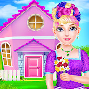 Sweet Baby Doll Room Decoration