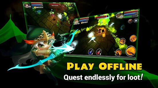 Dungeon Quest Screenshot