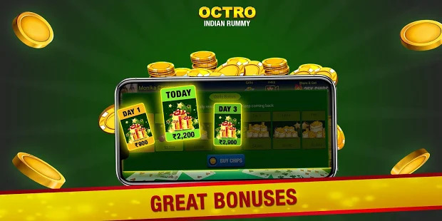 Indian Rummy  by Octro - Free Online Rummy Screenshot