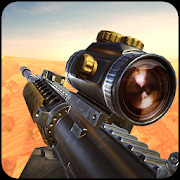 Desert Sniper Shooting 2k19