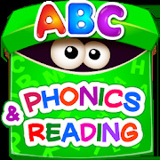 Baby ABC in box Kids alphabet games for toddlers