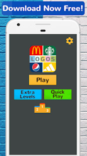 Guess The Brand: New Logo Quiz Game Free Screenshot