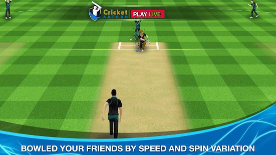 Cricket Multiplayer Screenshot