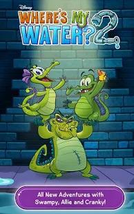 Where's My Water 2 Screenshot