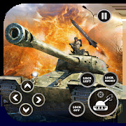 Free Battle of Tank Games: Army World War Machines