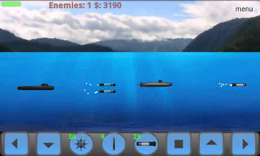 Games lol | Game » Submarine Attack! Arcade