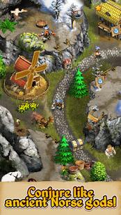 Viking Saga 1: The Cursed Ring Screenshot