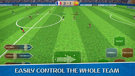 Football World Cup - Football Kids Screenshot