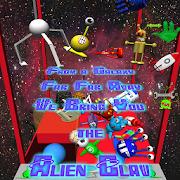 Alien Claw Machine Prize Grab
