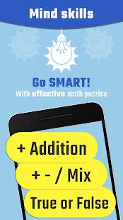 Math reflex - cool math game Screenshot
