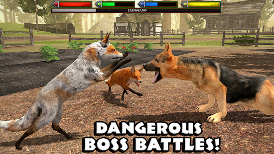 Ultimate Fox Simulator Screenshot