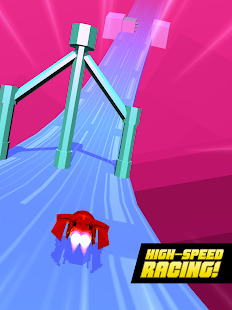 Hovercrash   Fast hovercraft racing Screenshot