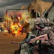 Gun Fire - Gun War 3D Sniper Elite Shooting game