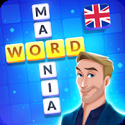 Word Mania  a word game in English