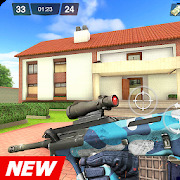 Special Ops: FPS PvP War-Online gun shooting games