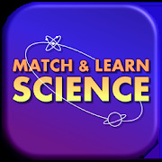 Match and Learn : Science Memory Match Cards Game