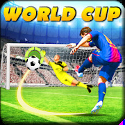 Play Football World Cup Game: Real Soccer League