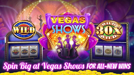 Old Vegas Slots  Classic Slots Casino Games Screenshot