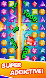 Super Jewel Academy : Free Jewel Quest Games Screenshot