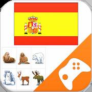 Spanish Game: Word Game, Vocabulary Game