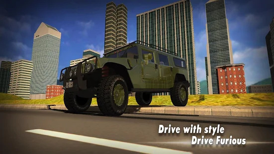 Car Driving Simulator 2018: Ultimate Drift Screenshot