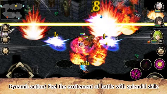 Inotia 4 Screenshot