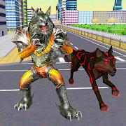Multi Wolf Hero Crime Simulator
